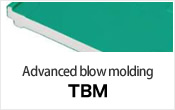 Advanced blow molding TBM